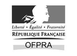 Logo OFPRA - Protection des réfugiés et des apatrides