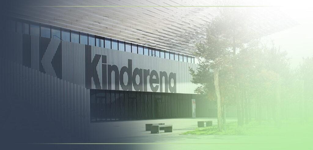 Enovea a participé à CODEURS EN SEINE 2018 au Kindarena à Rouen.