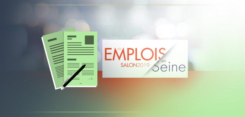 Enovea a participé au Salon Emplois en Seine à Rouen. Nous recrutons !