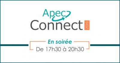 Enovea participe à la soirée de recrutement APEC CONNECT le 25 Avril 2019 à La Frabrik à Rouen de 14h30 à 20h30.